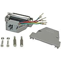Rotronic DB25 plug - RJ-45 socket 8P / 8C 8-Wire