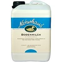 NATURHAUS NATURFARBEN Bodenmilch, 1 Stück, Farblos, 3 l