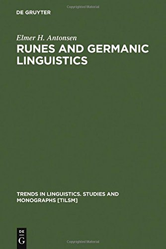 runes-and-germanic-linguistics-trends-in-linguistics-studies-and-monographs-tilsm-band-140