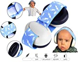 Baby Gehörschütz - Ohrenschützer - Lärmschützer - Gehörschützer - Ohrenschütz - für Babys und Kleinkinder - Unisex - 0 bis 3 Jahre