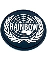 Rainbow Six Emblème PVC Airsoft Fan Patch