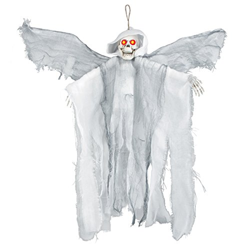 Boland 73003Decoración Esqueleto Demonio, 52cm