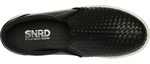 SNRD-Up 131–7 Casual mixte longue antidérapante Ons Baskets chaussures Noir - 135-Black