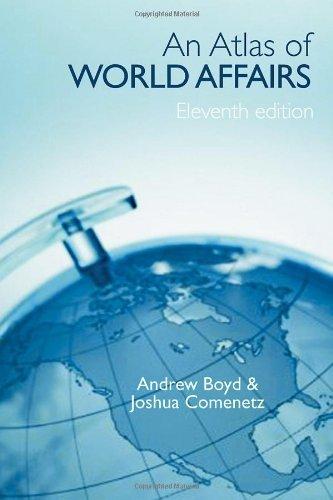 Portada del libro An Atlas of World Affairs by Andrew Boyd (2007-08-22)