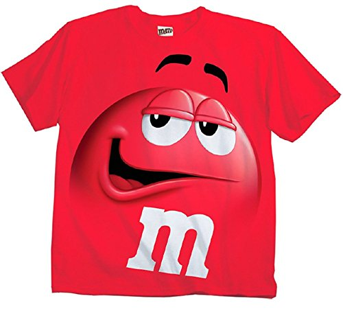 mms-candy-silly-character-face-t-shirt-red-youth-l