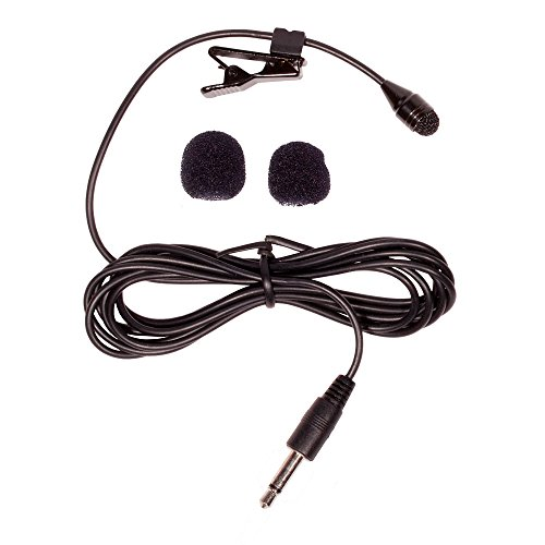 Aspen microfoni hq-m mono microfono lavalier