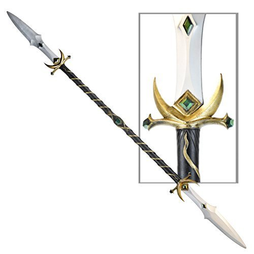 Calimacil 0718117848896 Double Sword Of Kira Foam Larp