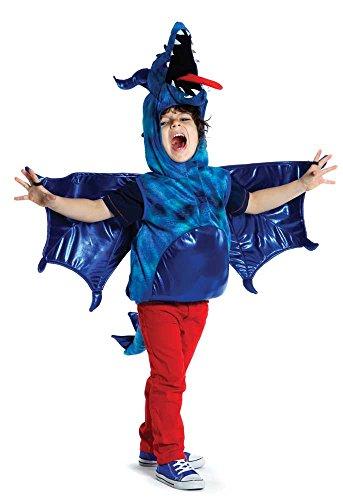 Drachen-Kostüm blau (Drachen Kostüme Childrens)