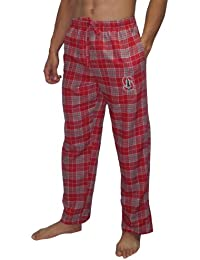 Stanford Cardinal Automne NCAA Hommes / Pantalons d'hiver Plaid Pyjamas / Pyjama