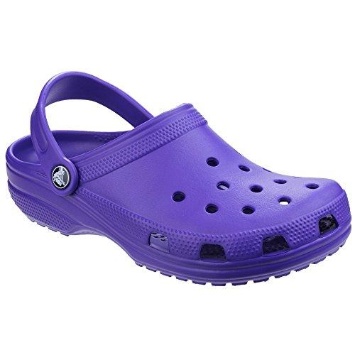 Crocs Cayman , Damen Clogs/Pantoletten Ultraviolet