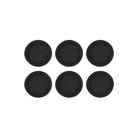 Koss KSC75 Lot de 6 coussinets pour écouteurs PortaPro Sporta Pro