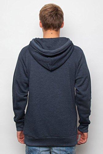 Hooded CLASSIC NavyMelange Blau
