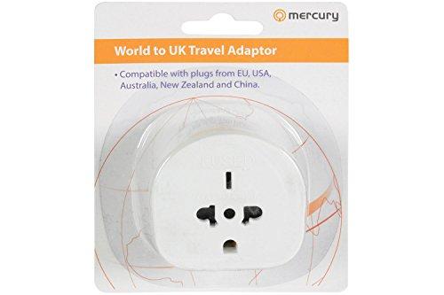 World auf UK Reiseadapter