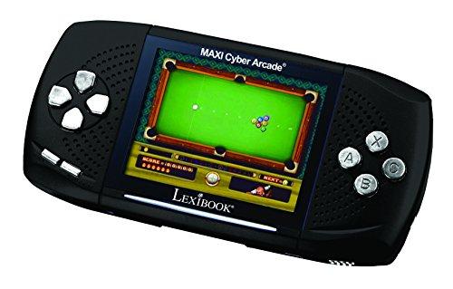 Lexibook JL2700 - LCD-Spielkonsole Maxi Cyber Arcade