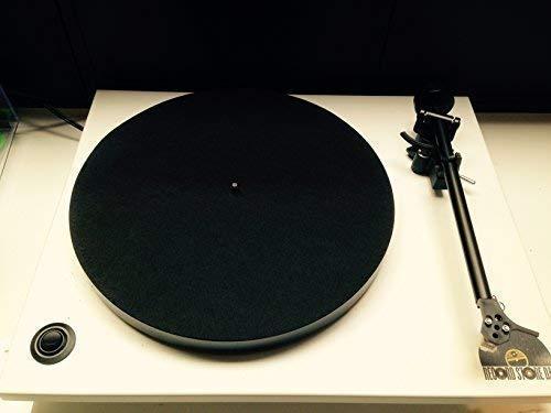 Vinyl Guru Fibre De Carbone Tapis Platine