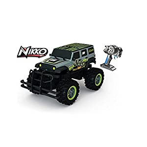 Toy State - 1:16 Off-Road Trucks: Jeep Rubicon 2015 (94154)