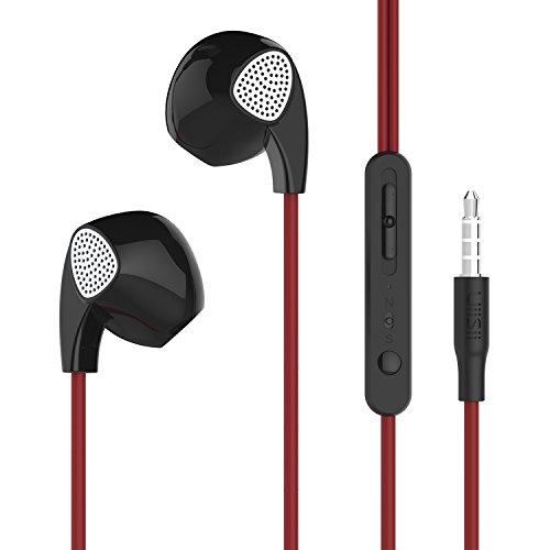 Auricolari, UiiSii U1 In-Ear cuffie con microfono e controllo del