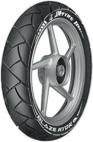 JK TYRE Blaze Ryder BR41 120/80 -17 Tubeless Bike Tyre, Rear