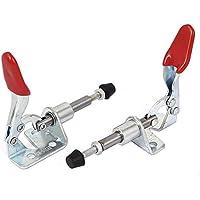 sourcingmap® gh-301a U Form Bar Flansch Sockel Vertikal Toggle Clamp 45kg kg 2
