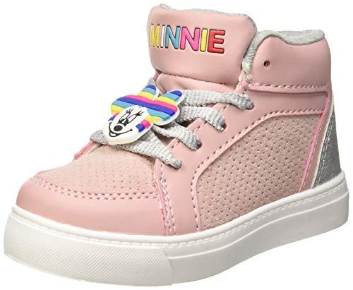 ZIPPY Baby Mädchen Zapatillas De Minnie Mouse para Bebé Niña Hausschuhe Pink (Potpourri 13/2004 TCX 3401) 21 ()