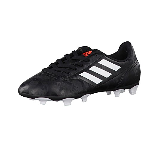 adidas Kinder Fussballschuhe Conquisto II FG Mehrfarbig (Core Black/ftwr White/solar Red)