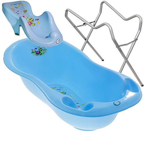 baby-badeset-babybadewanne-badesitz-stander-blau