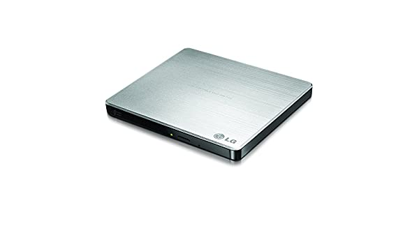 NEW DRIVER: LG SLIM PORTABLE DVD WRITER GP60NS50
