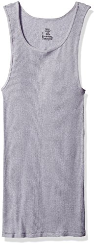 Hanes Men's 4-Pack FreshIQ ComfortSoft Tanks