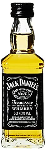 Jack Daniel's Tennessee Whisky (1 x 0.05
