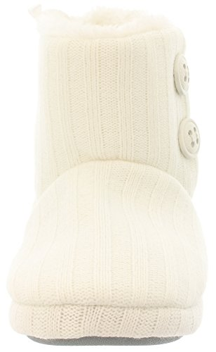 MIK Funshopping , Chaussons Mules femme Off White