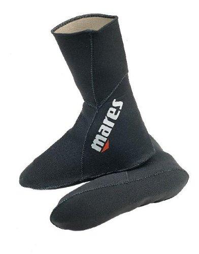 Mares Socken Sock Classic 3mm-Unisex, Schwarz, Unisex, Schwarz, 30S