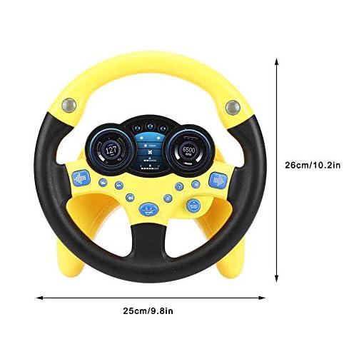 Zerodis-Lenkrad-Spielzeug-Beifahrer-Auto-Spielzeug-mit-Musik-und-Licht-Kind-Kinder-Fahren-Lernspielzeug-Musikalische-Ausbildung-Geschenk-fr-Kleinkind-Fahrer-Anfnger