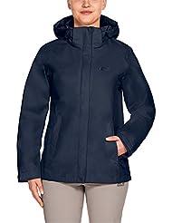 Jack Wolfskin Damen Seven Lakes Jacket Wetterschutzjacke