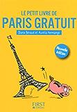 Petit Livre de - Paris gratuit, 3e