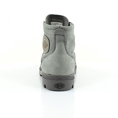 Palladium 95137-075 Pallabross Camel, Stivali donna multicolore multicolore Grigio