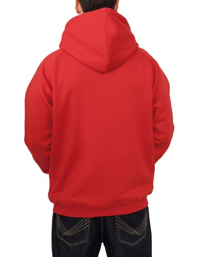 Urban Classics - Pull Homme Rouge (Red)