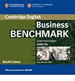 Business Benchmark Upper Intermediate Audio CD BULATS Edition (Business Benchmark (Audio)) (CD-Audio) - Common