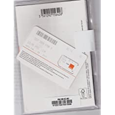 Orange Prepaid Karte FR