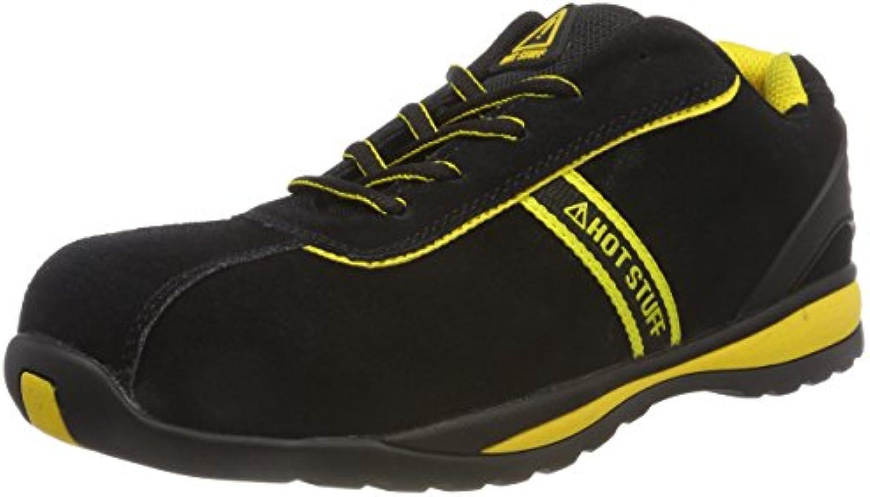 Seba 592 Nce Zapato baja, Negro S1P, talla 40
