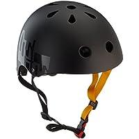 Rollerblade Unisex Downtown Helmet (48–54) Patines en línea Cascos, Unisex, Downtown Helmet (48-54), Negro y Amarillo