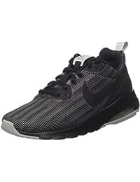 Nike Women's Nike Air Max Motion LW SE Shoe Black/Black-Wolf Grey-Dark Grey 6