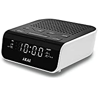 Akai AR160U Radio/Radio-réveil