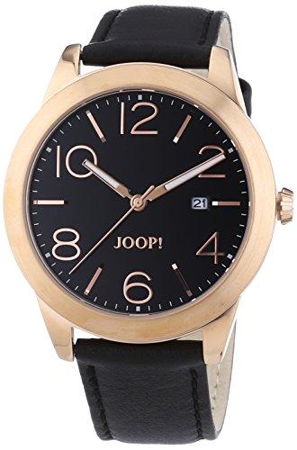 Joop Men's Watch XL Analogue Quartz Leather JP101371°F04