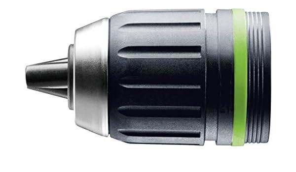 Festool 769067 Keyless Chuck KC 13-1//2-K-FFP Multi-Colour