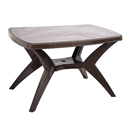 Cello Proline Dining Table (Ice Brown)