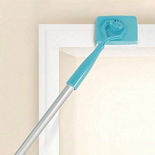 Brosse de Nettoyage à la Maison, Internet Créatif Brosse à Poussière Rétractable - Microfibre Balai/Duster - Pour Plafond/Plinthe