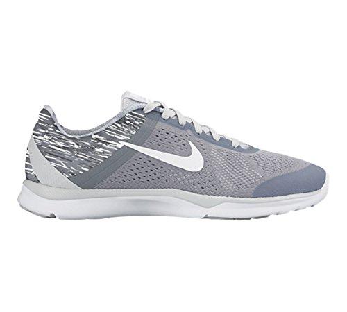 Nike - 819033-010, Scarpe sportive Donna Grigio