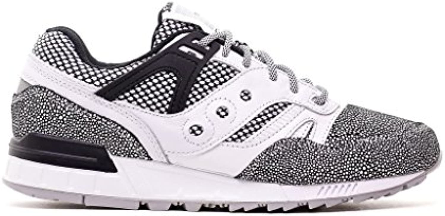 Saucony GRID SD MD WHT/GRY SIZE 10US  -