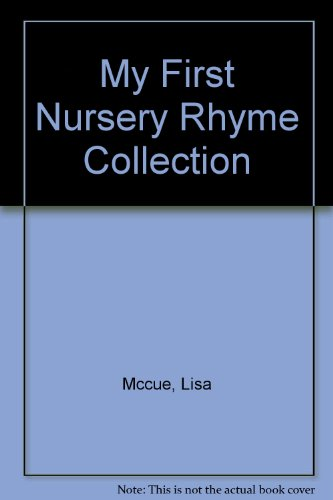 My first nursery rhyme collection