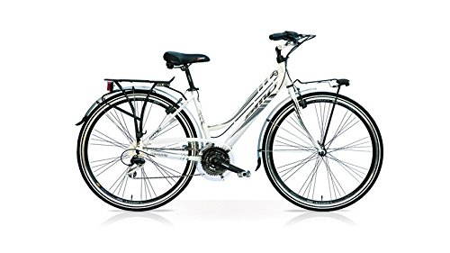 SPEEDCROSS BICICLETA CITY BIKE ALUMINIO MY WAY MUJER 21 V
